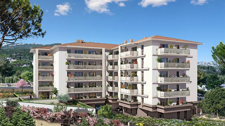Toulon, Cap Ouest