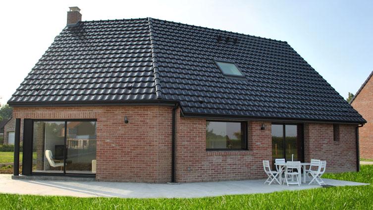 Réalisation Maisons d'en Flandre