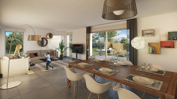 Projet intérieur à Radinghem-en-Weppes